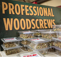 Great Barr Sawmills professional screws