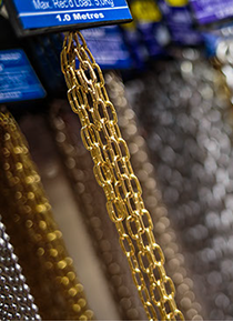A selection of chains