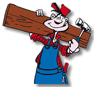 Larry - Great Barr Sawmills mascot